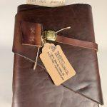 Med 365 Leather Journal