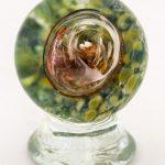Marble with Mushroom Detail