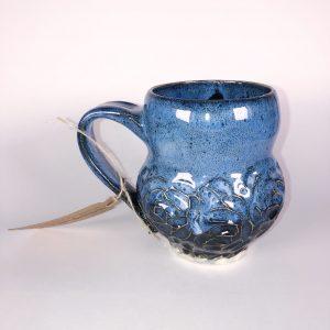 Three Glaze Mug